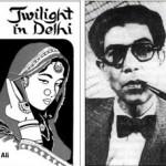 Twilight in Delhi…