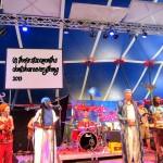 Afro-Pop @Tollwood, Muenchen:  Jobarteh Kunda