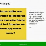 """Whatsapp last seen"" & other tech design attributes"