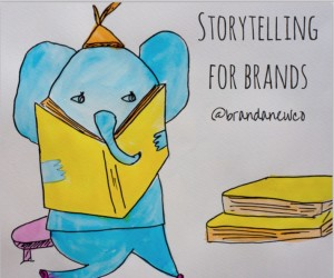 brandanewco storytelling for brands and startups