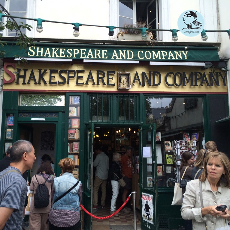 shakespeare and company Paris someplace Else upasna kakroo