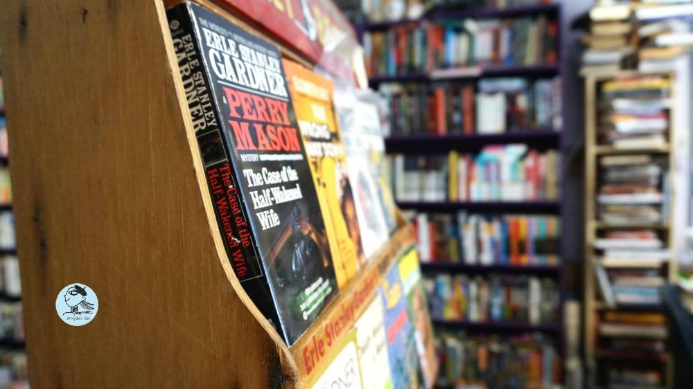 #Newinthecity Upasna Kakroo Aunt Agathas Mystery Bookshop in Ann Arbor