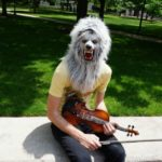 #Newinthecity: Meeting the Violin Monster in Ann Arbor