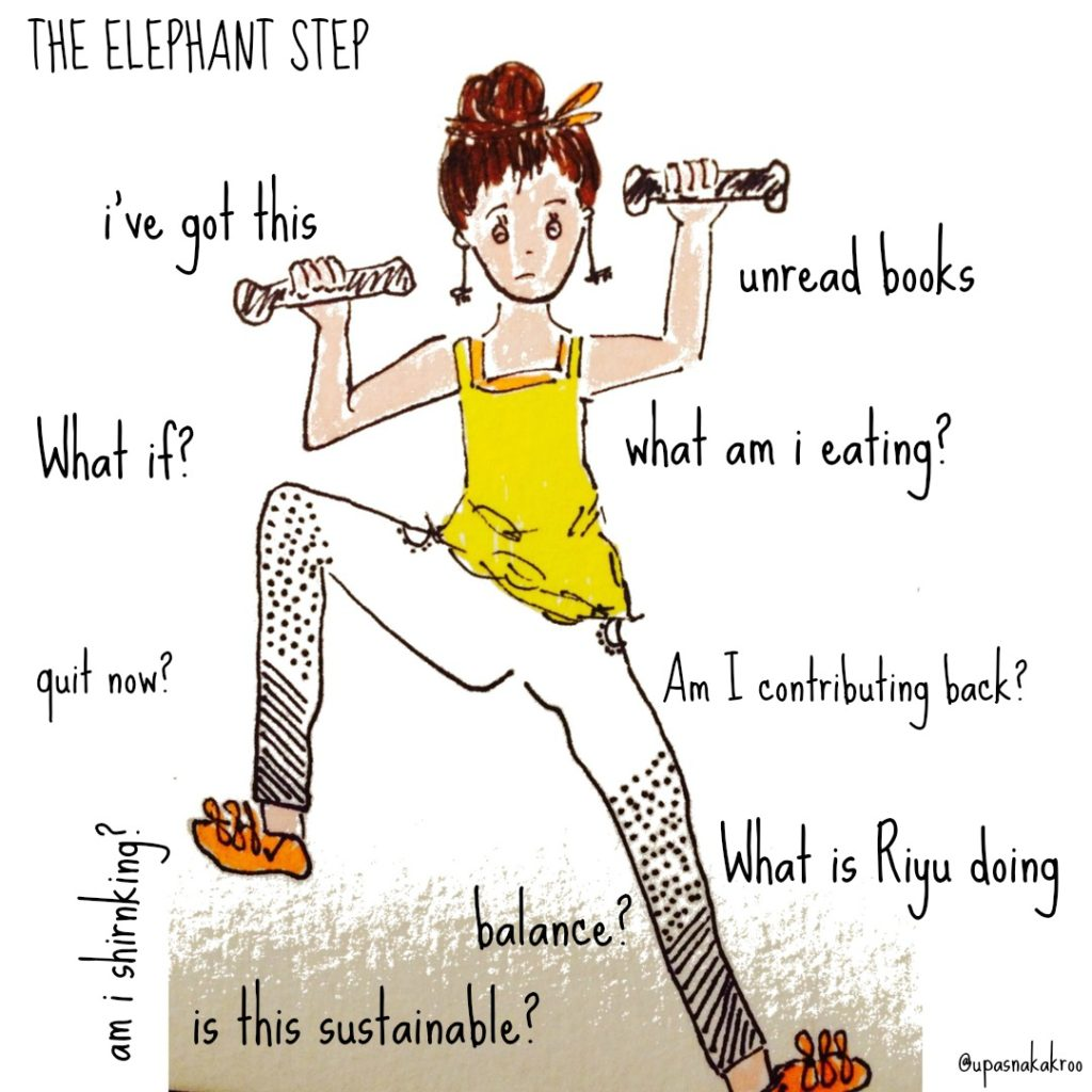 The Elephant Step