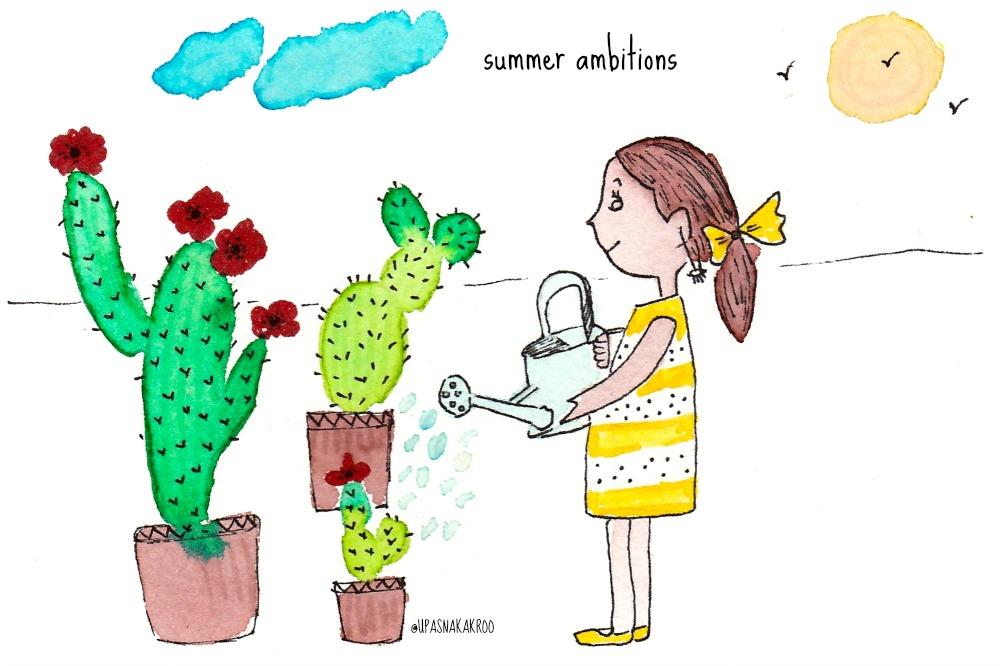 summer ambitions: how do I start a green garden patch