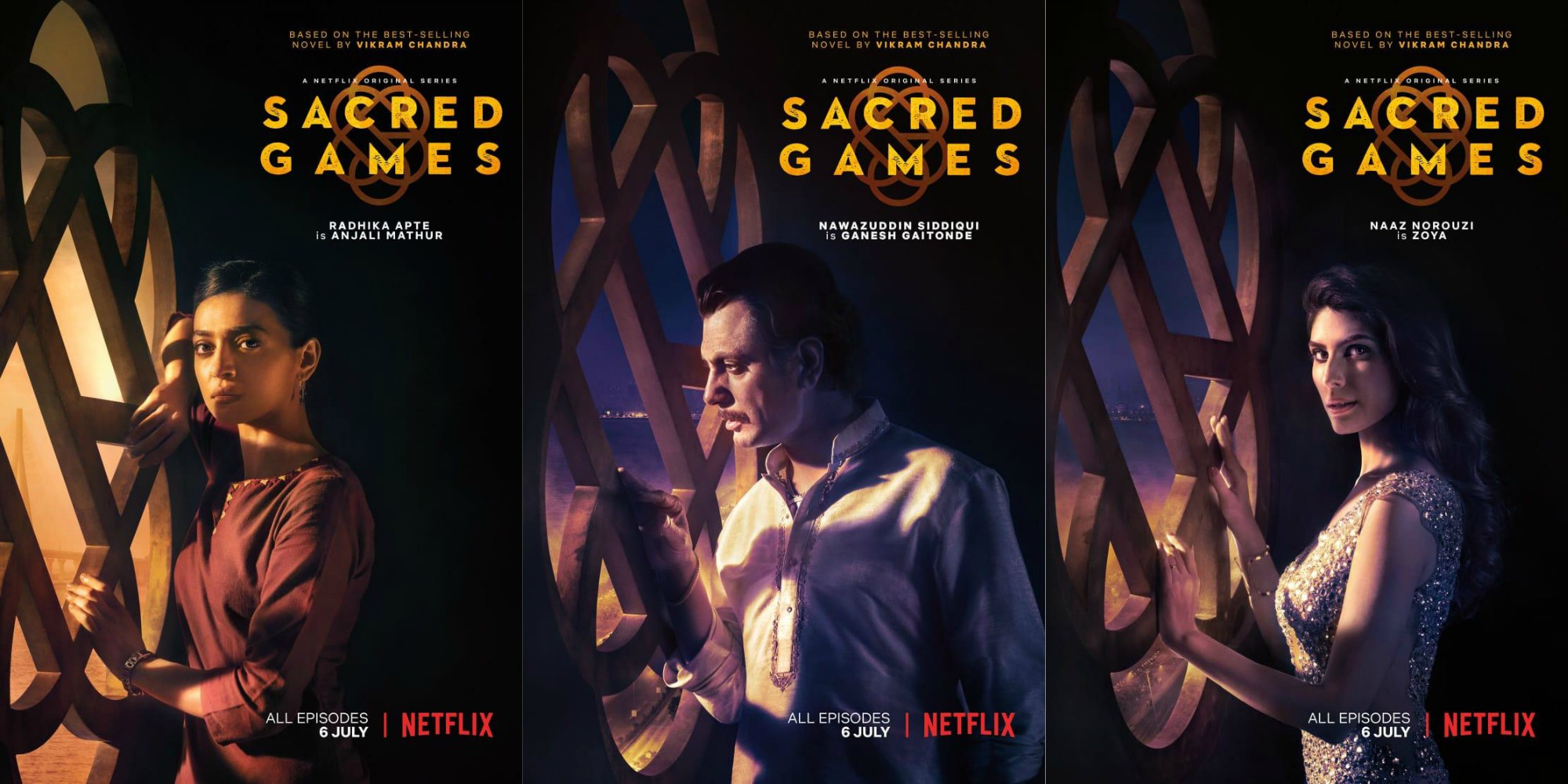 Sacred Games: And How Indian TV Has Finally Revolted