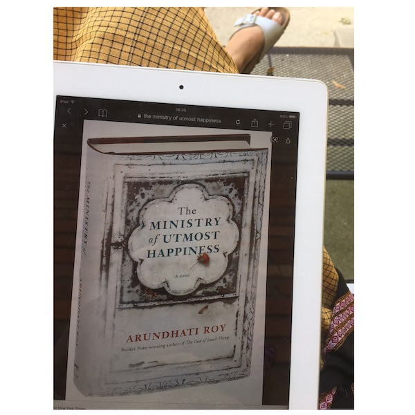 Sareesandbooks The Ministry of Utmost Happiness