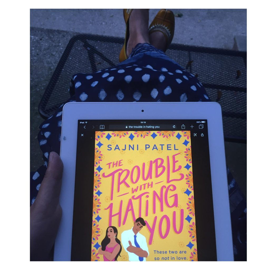The trouble with hating you book review