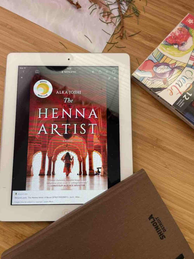 The Henna Artist book review